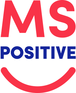 MS Positive Charity Retina Logo