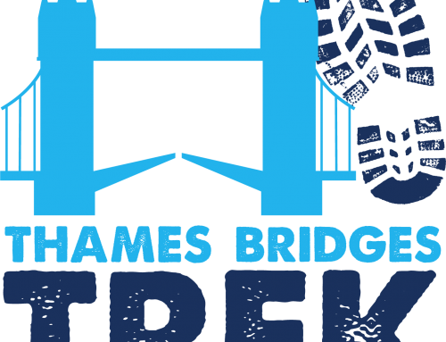 Sign up today for MS Positive's 25 km Thames Bridges Trek!